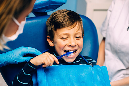 Country Club dentist Flagstaff Contact Us